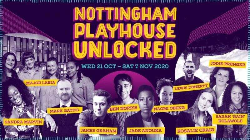 nottingham playhouse unlocked