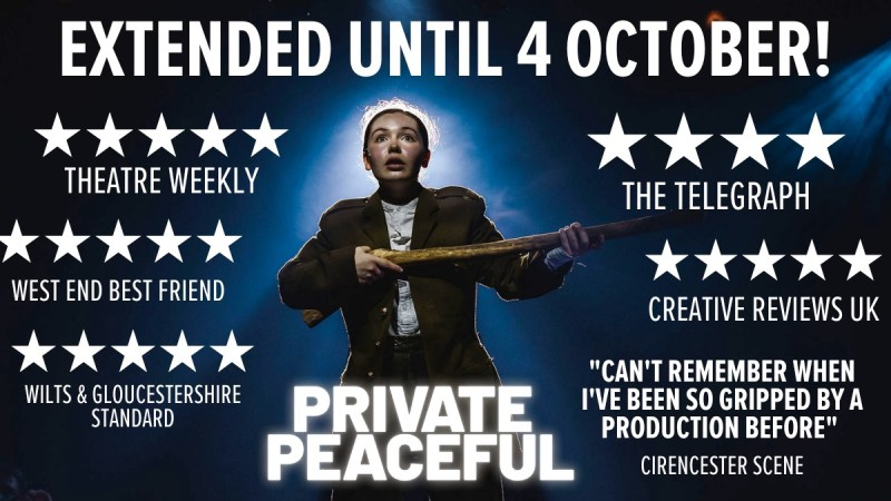 private peaceful extends