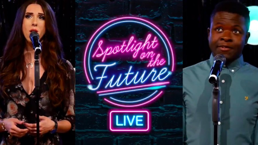 spotlight on the future live
