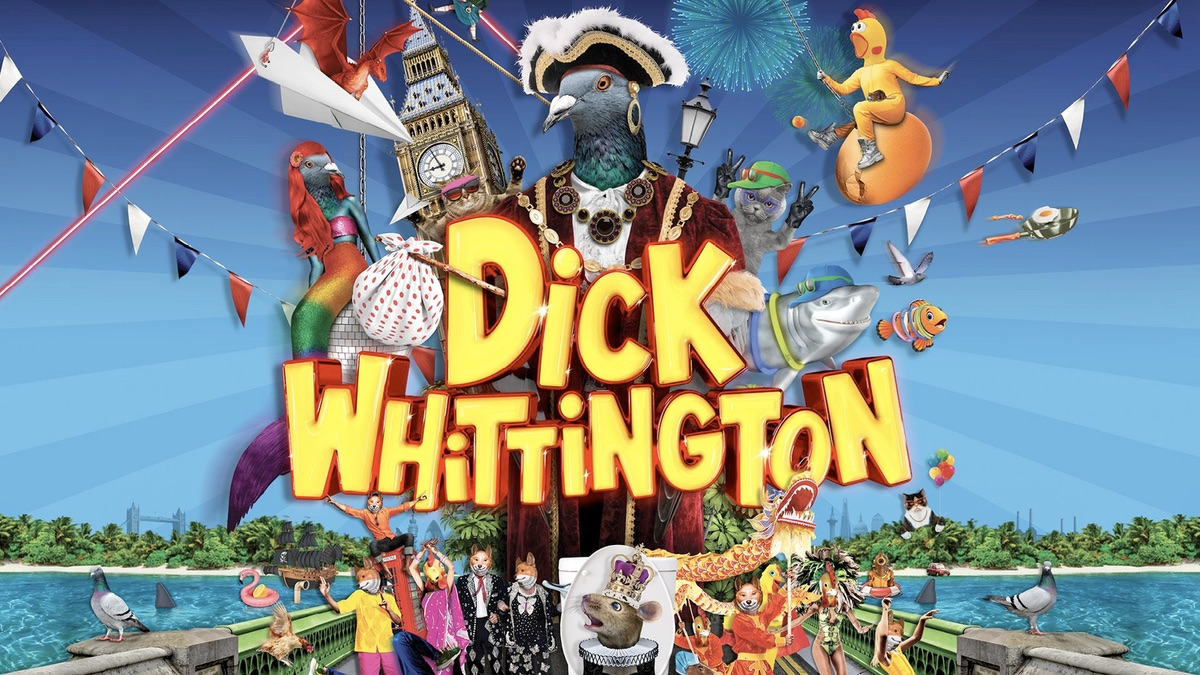 Dick Whittington at London's National Theatre
