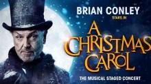 brian conley a christmas carol
