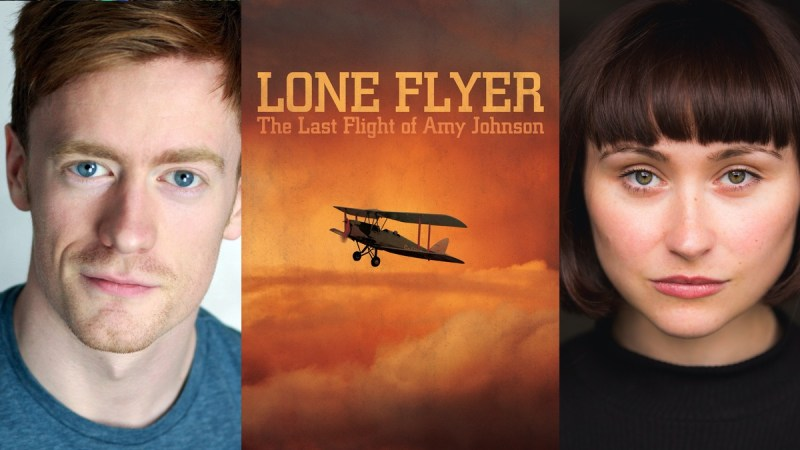 lone flyer cast The Watermill Theatre