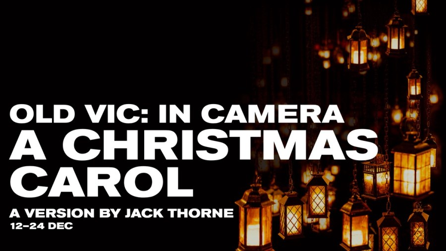 old vic a christmas carol stream