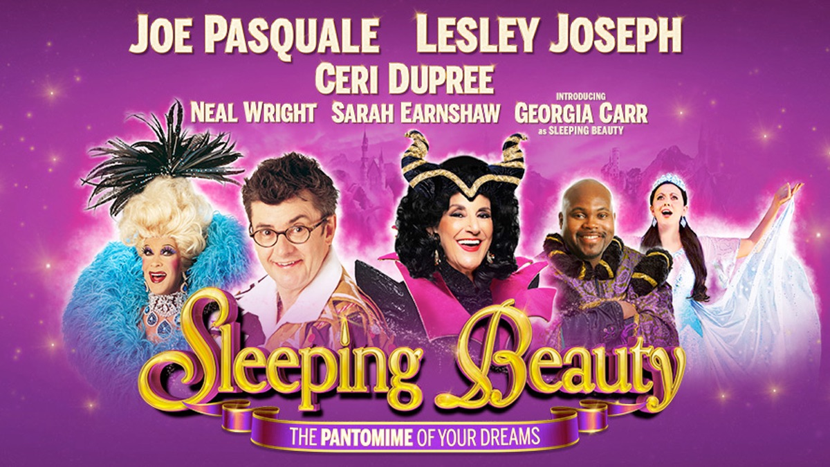 Sleeping Beauty at Southampton's Mayflower Theatre