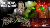 war of the worls musical