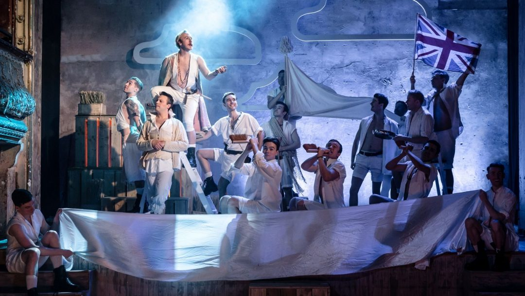 The Pirates of Penzance at London, 's Palace Theatre
