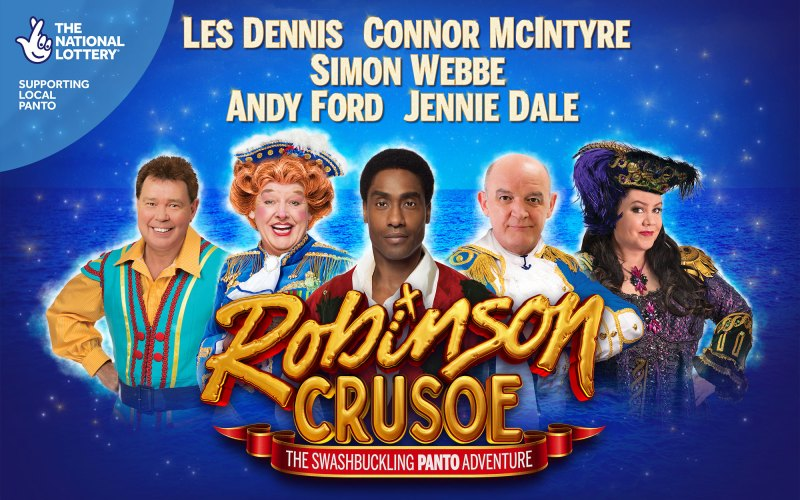 Theatre Royal Plymouth - Robinson Crusoe