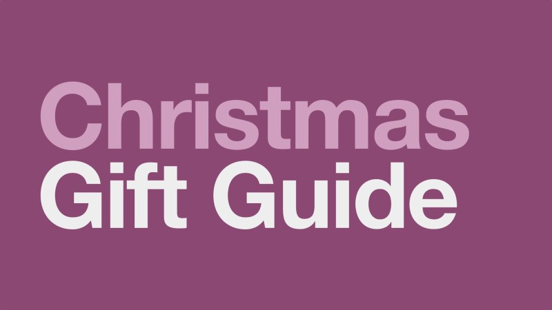 christmas gift guide ideas theatre