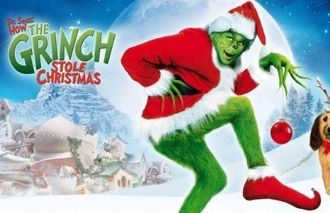 Cinema: How the Grinch Stole Christmas