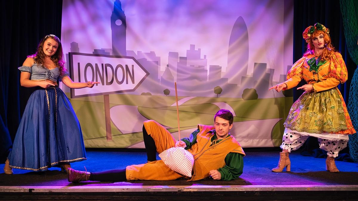 D!CK The Adult Panto at 's Guildford Fringe