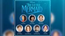 The Little Mermaid cast