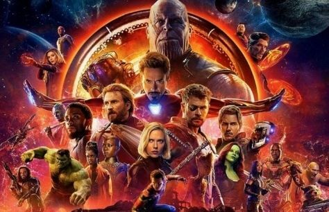 Cinema: Avengers: Infinity War