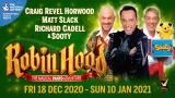 robin hood woking panto cast tickets