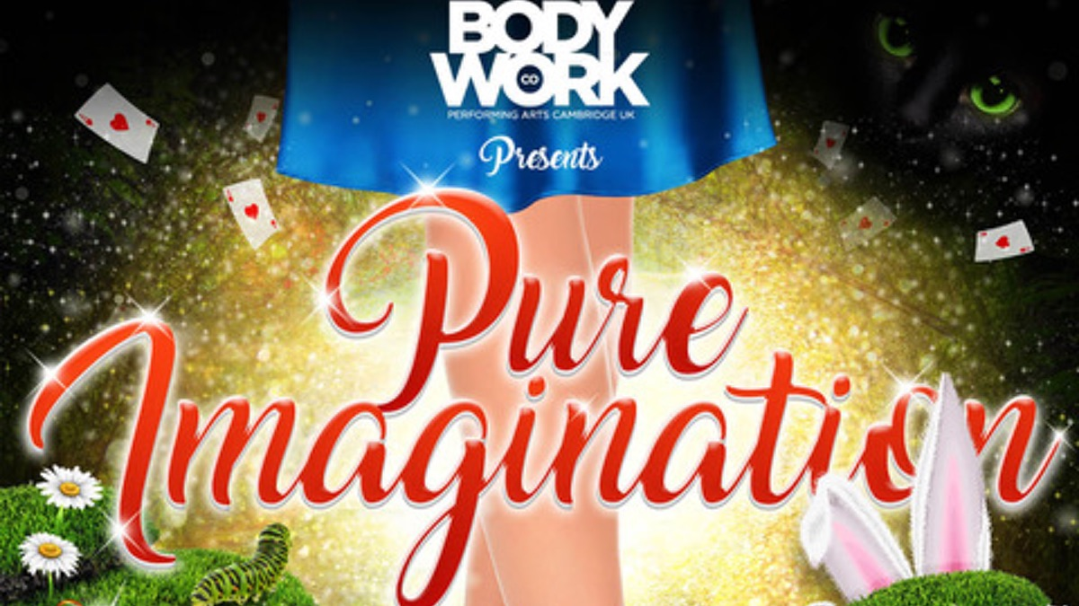 Pure Imagination at 's stream.theatre