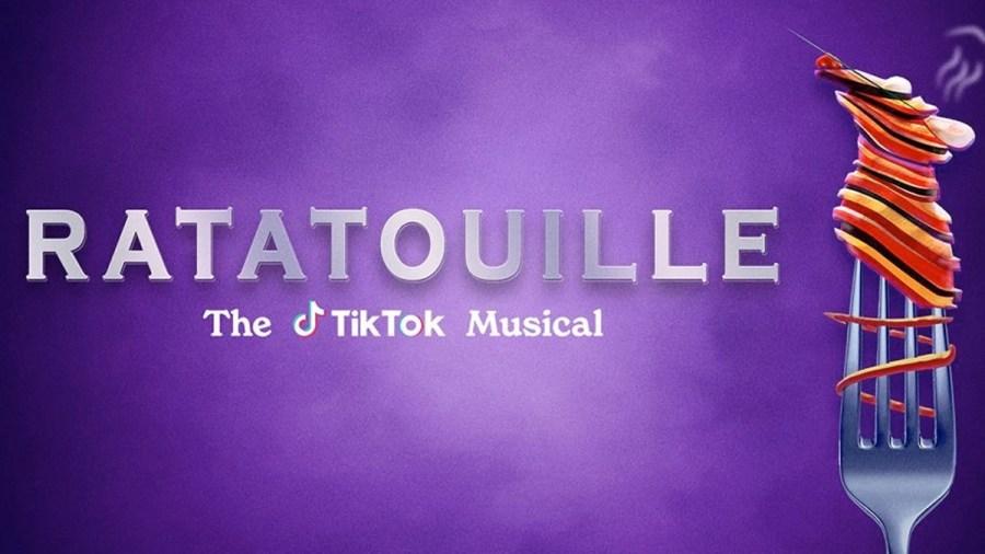 Ratatouille The TikTok Musical cast