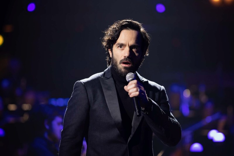 Ramin Karimloo - (C) BBC - Photographer: Guy Levy