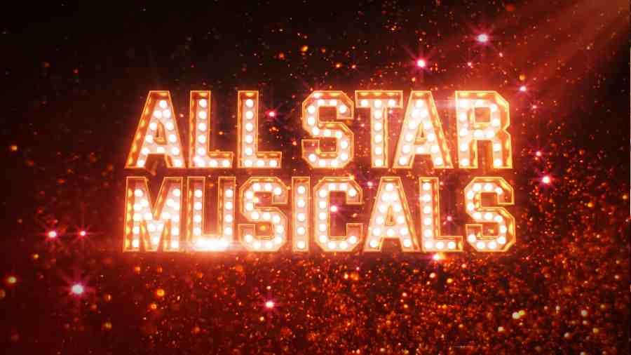 all star musicals logo