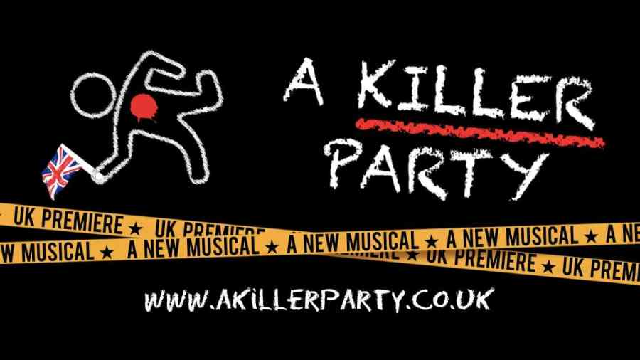 A Killer Party - A New Murder Mystery Musical