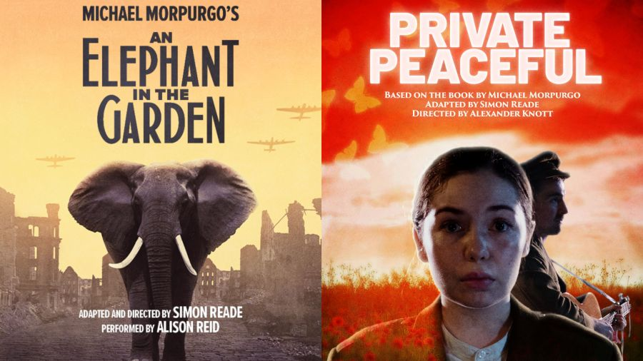Private Peaceful and An Elephant in the Garden