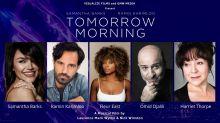 tomorrow morning cast
