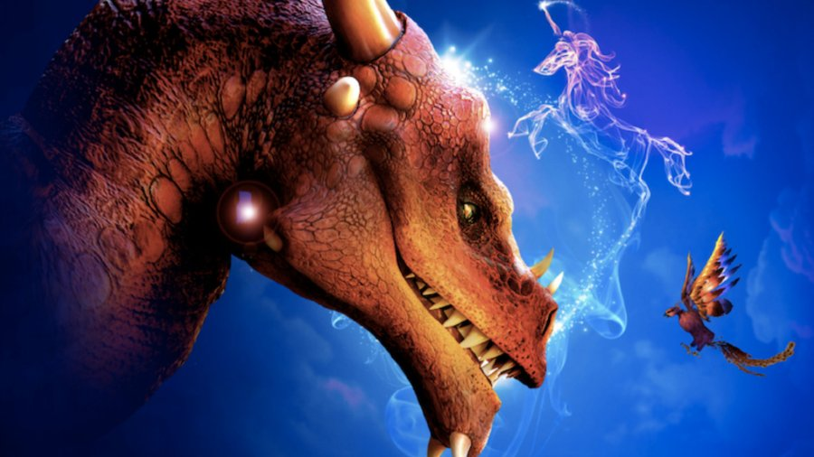 Dragons and Mythical Beasts tour