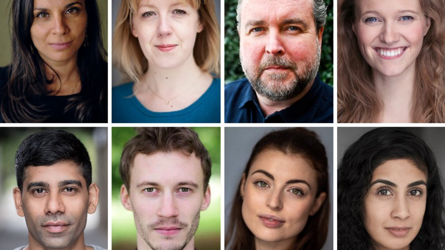 Grosvenor Park Open Air Theatre 2021 cast