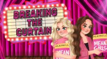 breaking the curtain