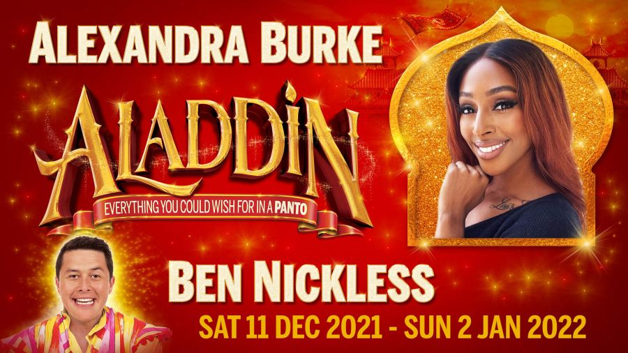 manchester 2021 panto cast tickets