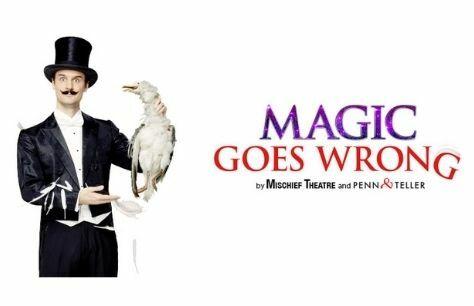 Magic Goes Wrong - Manchester
