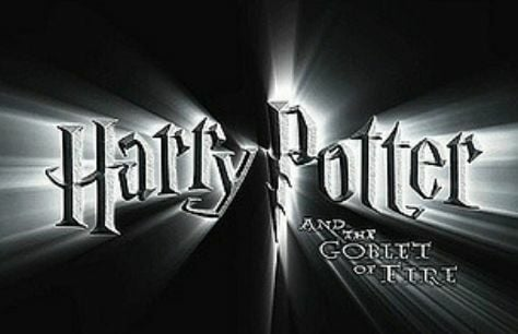 Cinema: Harry Potter and the Goblet of Fire