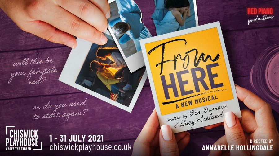 from here musical