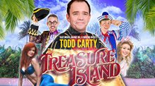 todd carty treasure island panto