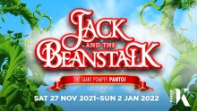 jack and the beanstalk kings theatre