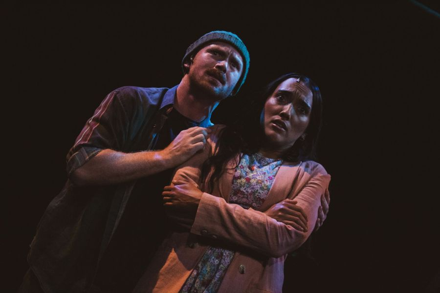 Andrew Patrick-Walker and Grace Mouat, From Here, photo Lucy Gray