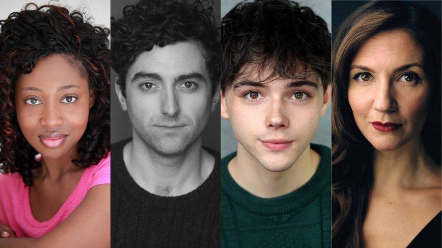Keisha Amponsa Banson ((c) John Walker), Marc Antolin ((c) Michael Shelford), Jack Wolfe ((c) Leigh Lothian), Summer Strallen ((c) Jon Holloway)