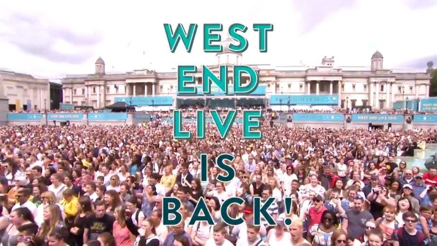 west end live 2021 b