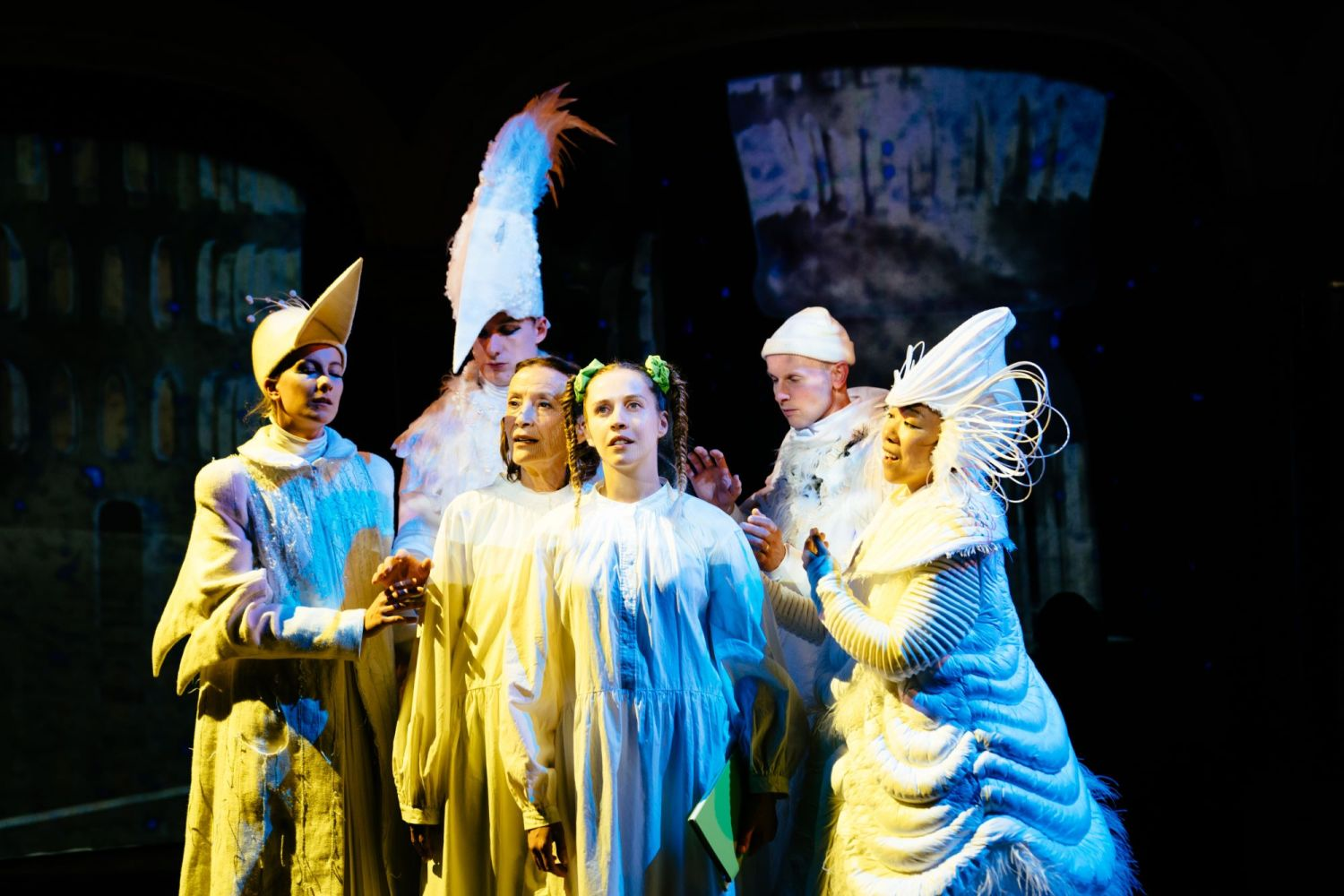 Mythosphere: Magical Russian-UK theatre production opens at Stone Nest |  Stage Chat