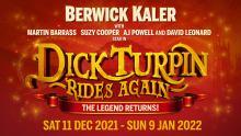 Dick Turpin Rides Again York Panto