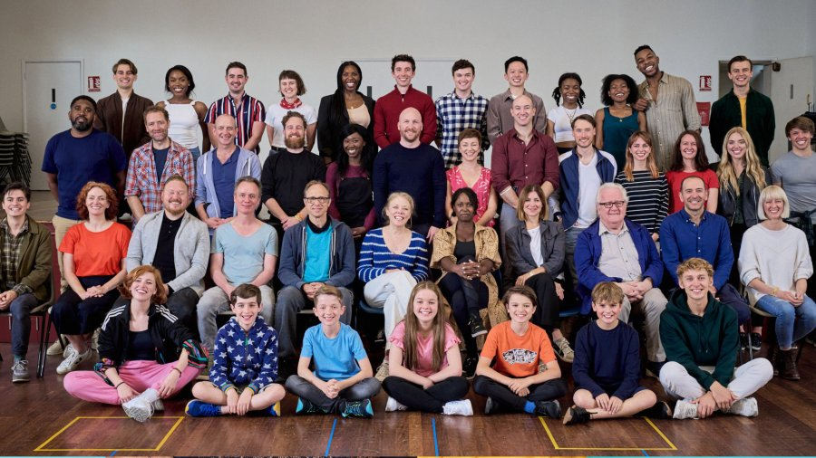 Harry Potter and the Cursed Child West End cast