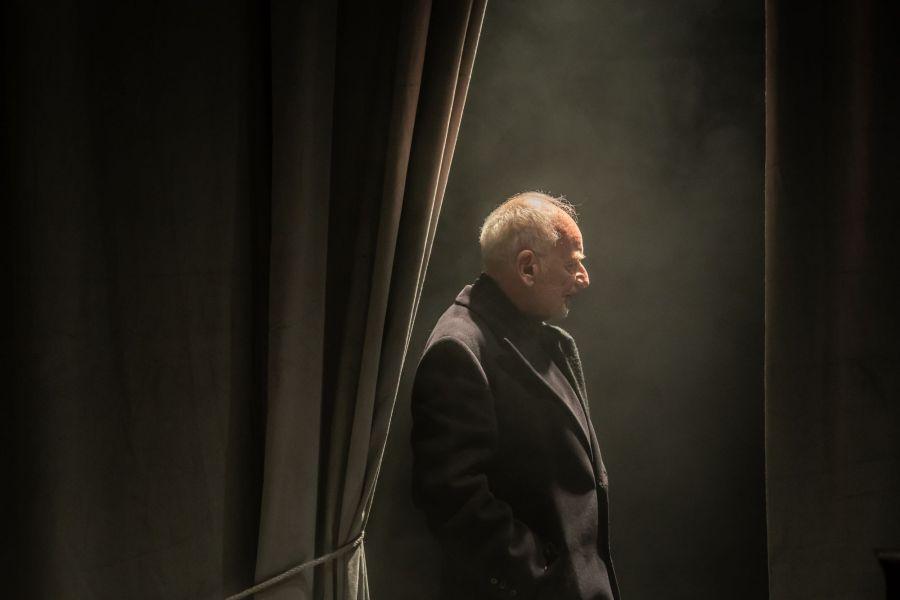 The Lemon Table - Ian McDiarmid. Photo: Marc Brenner