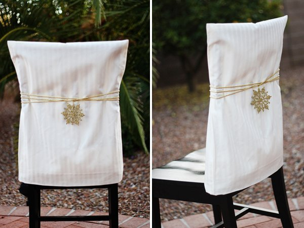 Diy Wedding Chair Covers