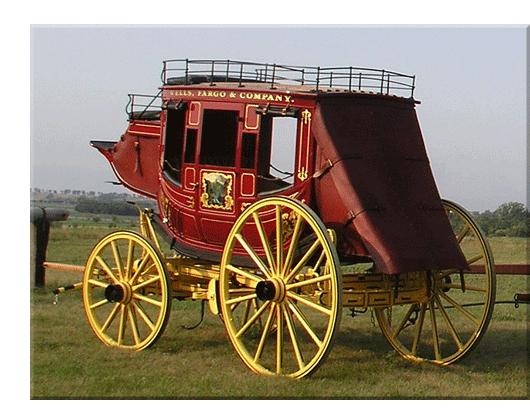 Stagecoach Definition