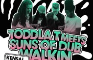 New music: Toddla T ft Suns Of Dub - 'Walkin'