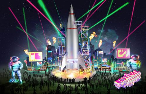 Bestival Spaceport teaser image 2016