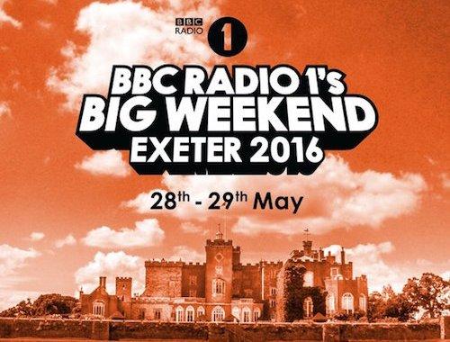 Radio 1 Big Weekend: Full line-up announced