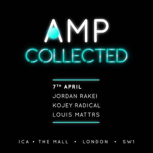 Louis Mattrs, Jordan Rakei, Kojey Radical for Annie Mac AMP Collected
