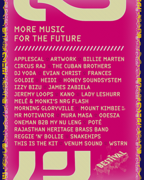 Bestival 2016 More Music For The Future