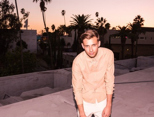 Audio: Flume shares 30-minute 'Bedtime Mix' for Radio 1