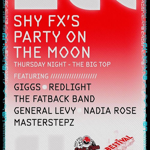 Bestival 2016: Shy FX Party On The Moon announced