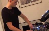 Watch Disclosure spin a set live from their home